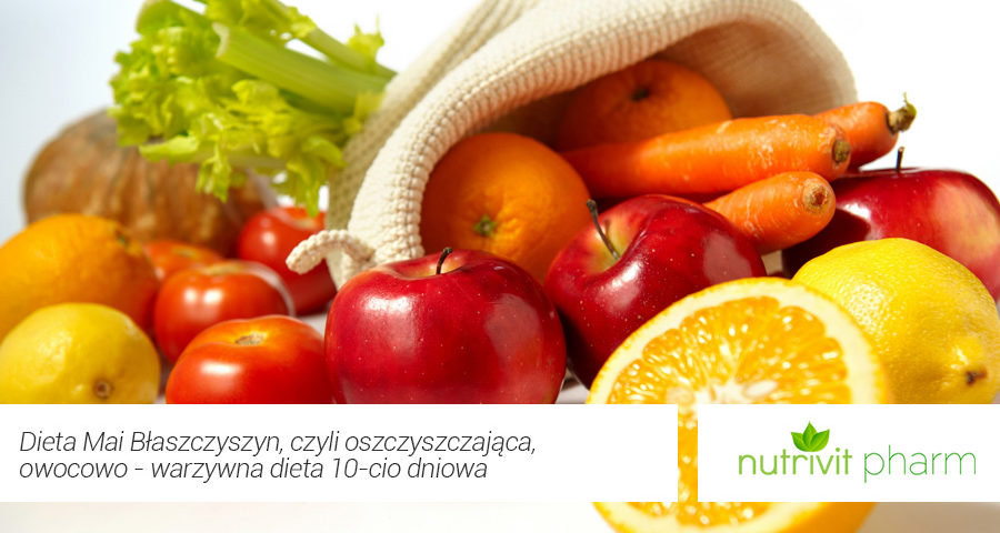 Dieta Mai Błaszczyszyn
